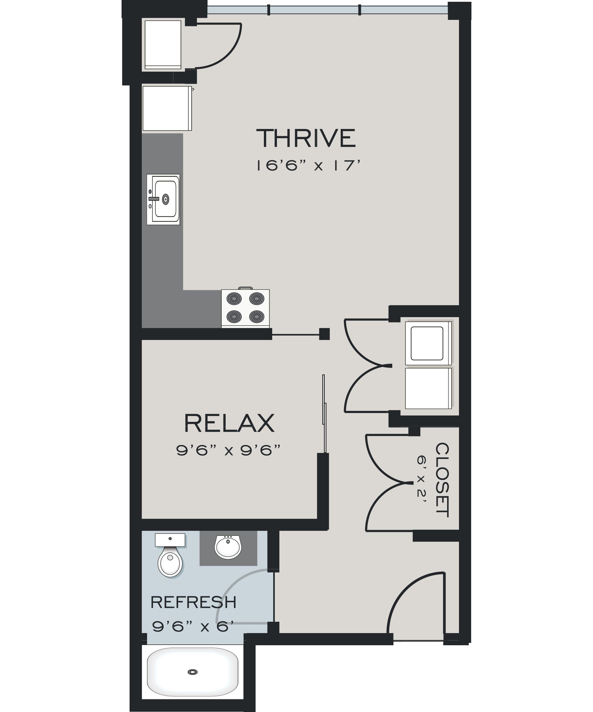 Floorplan: Cordoba
