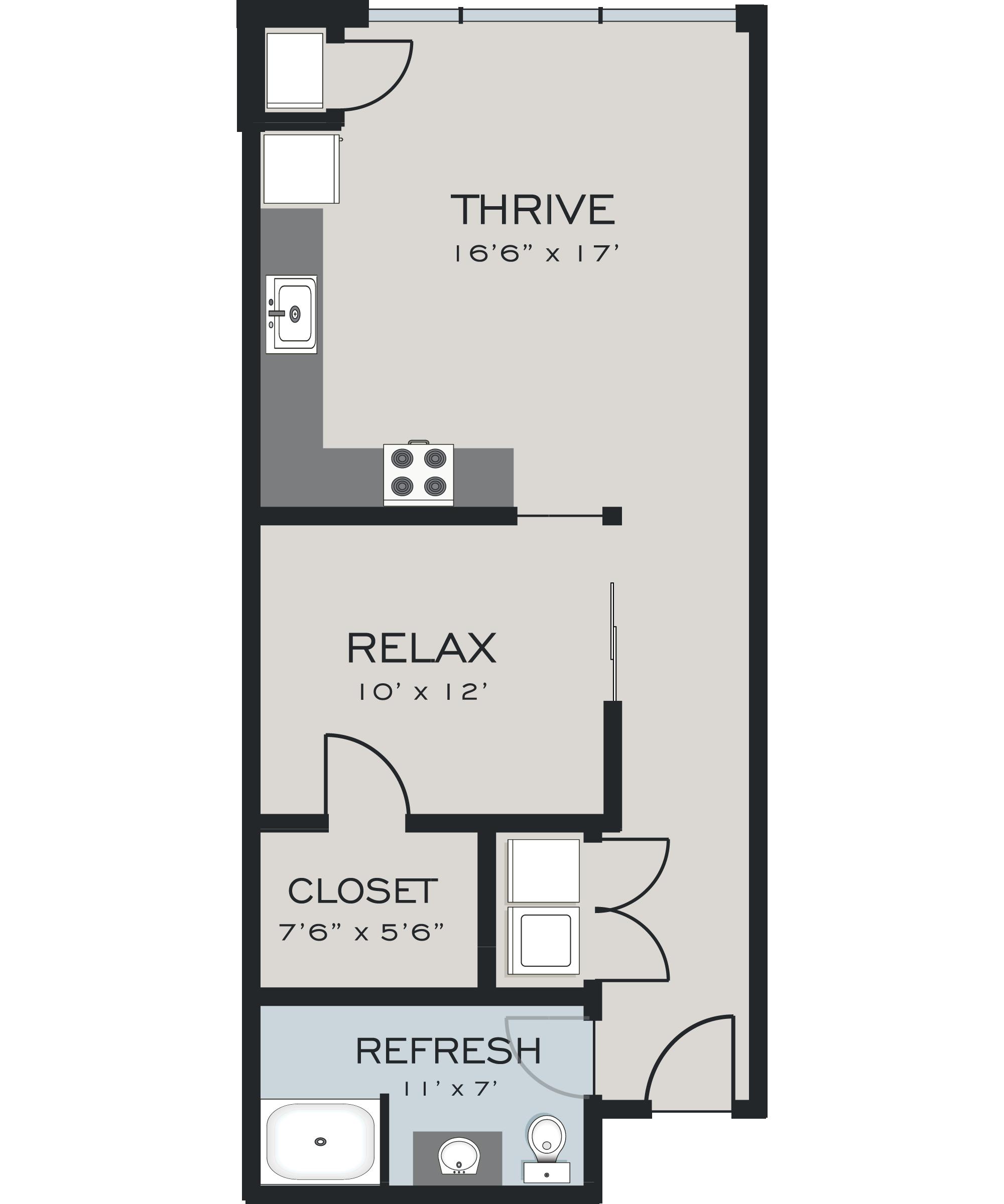 Floorplan: Seville